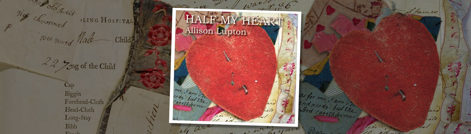 Allison Lupton, Half My Heart